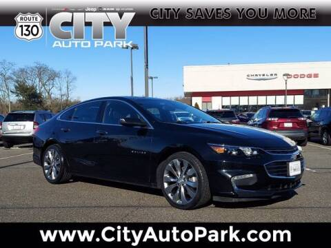 2016 Chevrolet Malibu for sale at City Auto Park in Burlington NJ