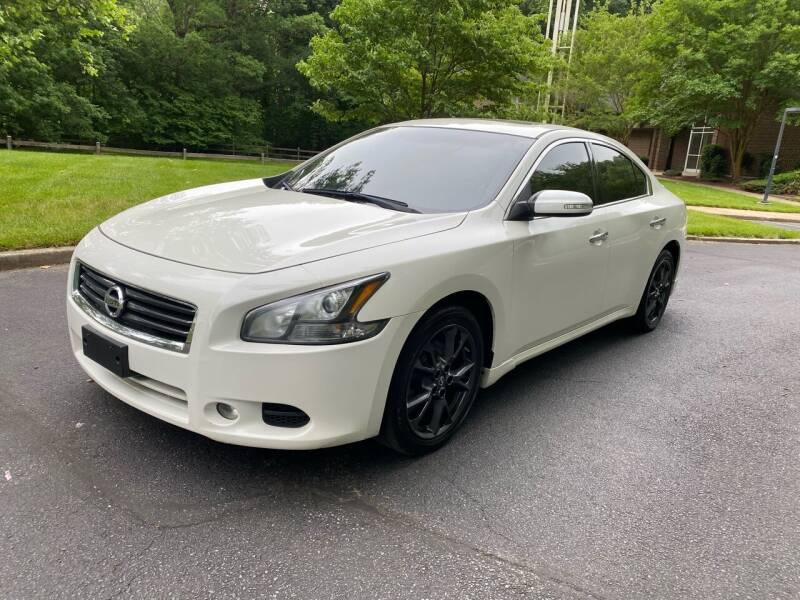 2012 Nissan Maxima for sale at Bowie Motor Co in Bowie MD