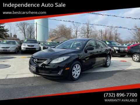 2010 Mazda MAZDA6 for sale at Independence Auto Sale in Bordentown NJ
