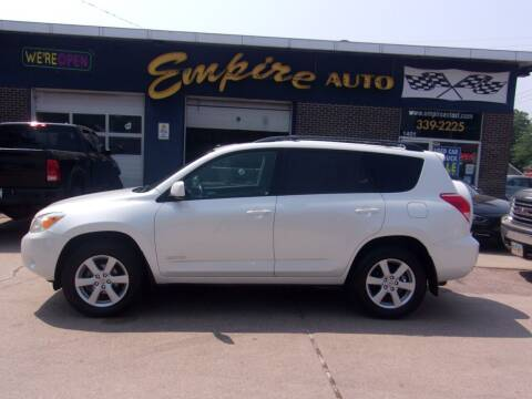 2006 Toyota RAV4 for sale at Empire Auto Sales in Sioux Falls SD