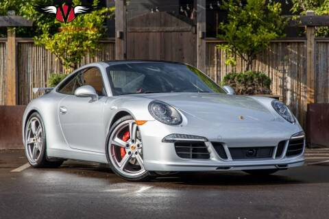 2014 Porsche 911 for sale at Veloce Motorsales in San Diego CA