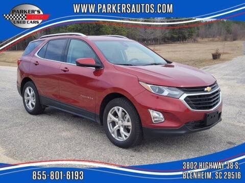 2020 Chevrolet Equinox for sale at Parker's Used Cars in Blenheim SC