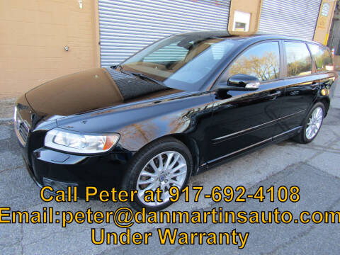 2010 Volvo V50 for sale at Dan Martin's Auto Depot LTD in Yonkers NY