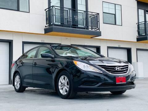 2012 Hyundai Sonata for sale at Avanesyan Motors in Orem UT