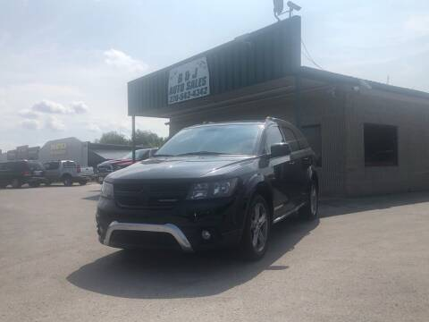 2016 Dodge Journey for sale at B & J Auto Sales in Auburn KY