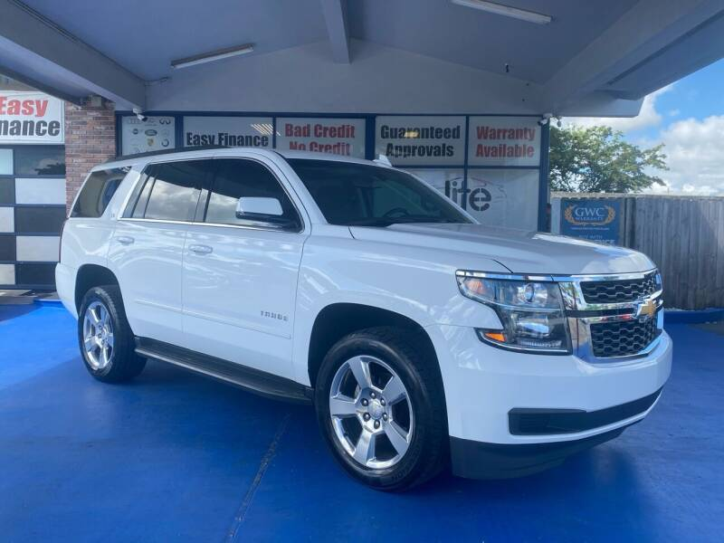 2016 Chevrolet Tahoe for sale at ELITE AUTO WORLD in Fort Lauderdale FL