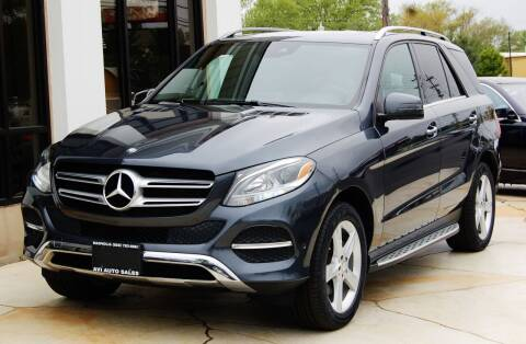 2016 Mercedes-Benz GLE for sale at Avi Auto Sales Inc in Magnolia NJ
