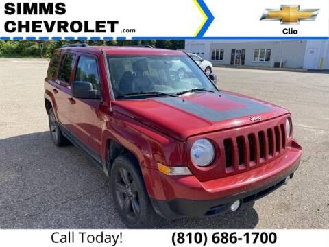 2016 Jeep Patriot for sale at Aaron Adams @ Simms Chevrolet in Clio MI