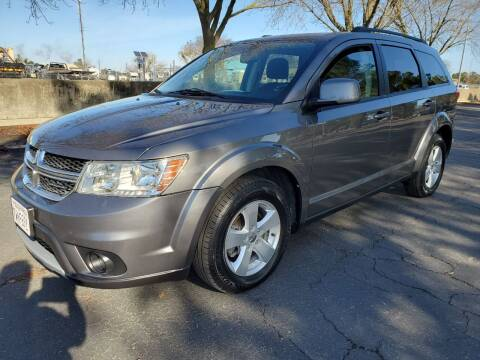 2012 Dodge Journey for sale at Matador Motors in Sacramento CA