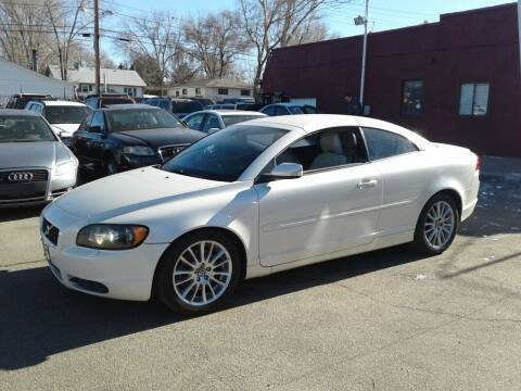 2007 Volvo C70 for sale at B Quality Auto Check in Englewood CO