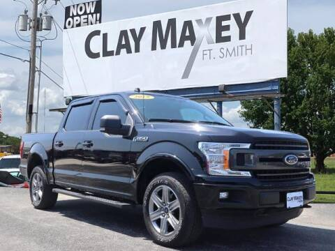 2019 Ford F-150 for sale at Clay Maxey Fort Smith in Fort Smith AR