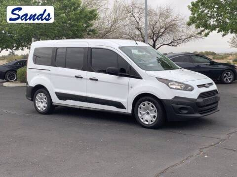 2018 Ford Transit Connect Wagon for sale at Sands Chevrolet in Surprise AZ