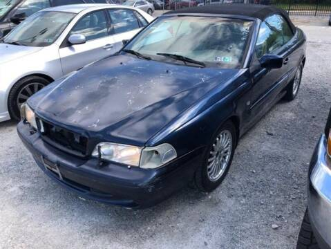 2004 Volvo C70 for sale at Jeffrey's Auto World Llc in Rockledge PA