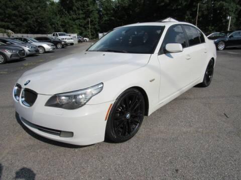 2009 BMW 5 Series for sale at Atlantic Auto Sales in Chesapeake VA