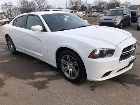 2013 Dodge Charger for sale at CItywide Auto Credit in Oregon OH