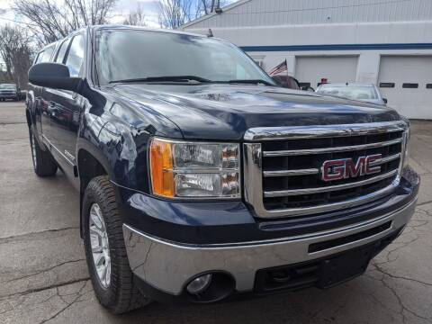 2012 GMC Sierra 1500 for sale at GREAT DEALS ON WHEELS in Michigan City IN