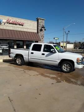 2004 GMC Sierra 1500 for sale at NORTHWEST MOTORS in Enid OK