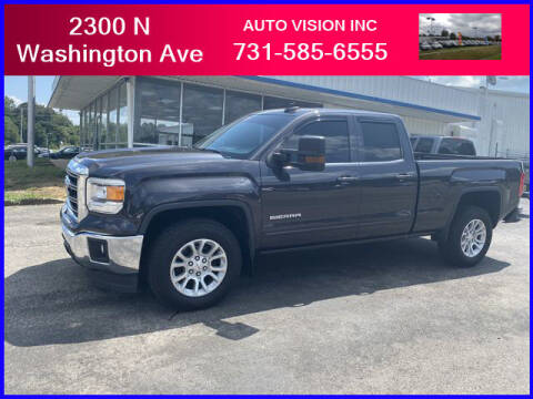 2015 GMC Sierra 1500 for sale at Auto Vision Inc. in Brownsville TN