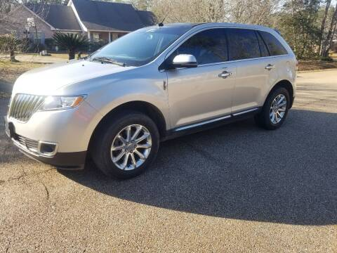 2012 Lincoln MKX for sale at J & J Auto Brokers in Slidell LA