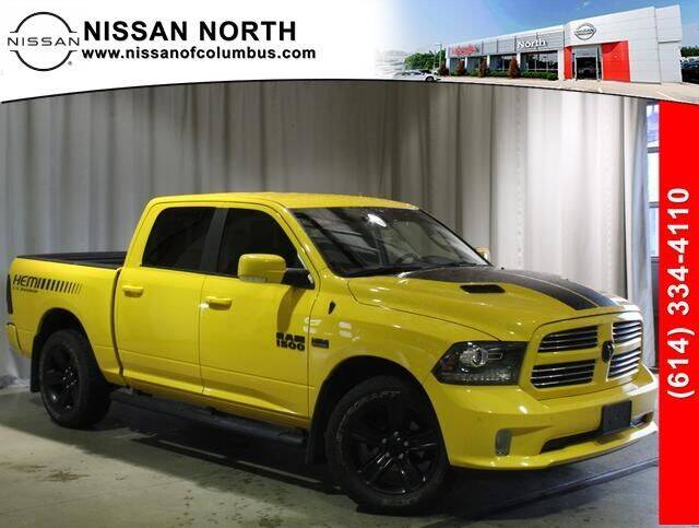 2016 RAM Ram Pickup 1500 for sale at Auto Center of Columbus in Columbus OH