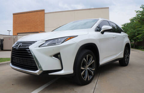 2017 Lexus RX 350 for sale at International Auto Sales in Garland TX