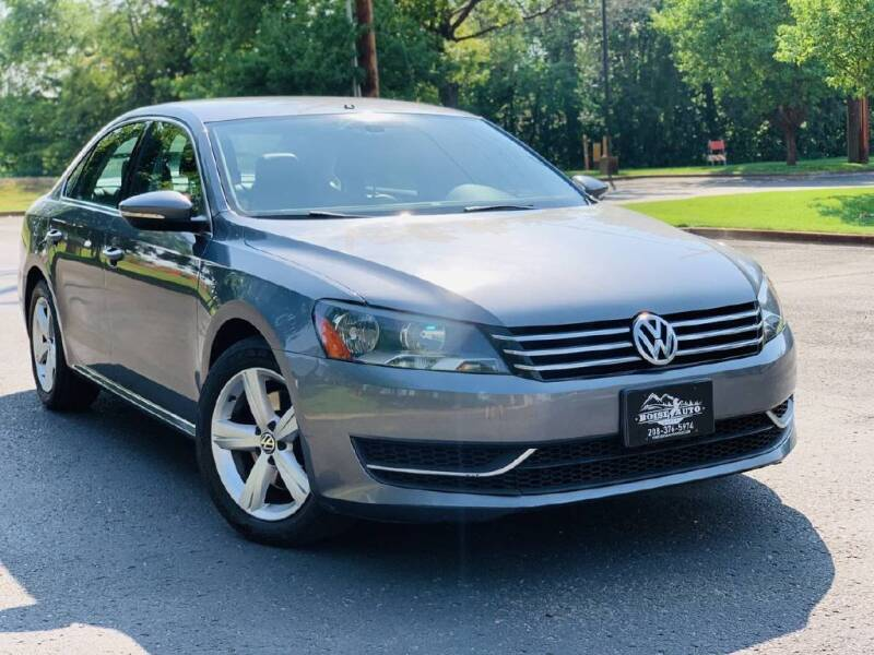 2012 Volkswagen Passat for sale at Boise Auto Group in Boise ID