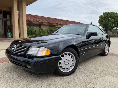 1996 Mercedes-Benz SL-Class for sale at Auto Hub, Inc. in Anaheim CA