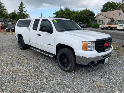 2009 GMC Sierra 1500 for sale at MIDLAND MOTORS LLC in Tacoma WA