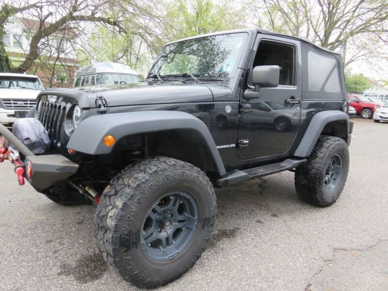 2010 Jeep Wrangler for sale at US Auto in Pennsauken NJ