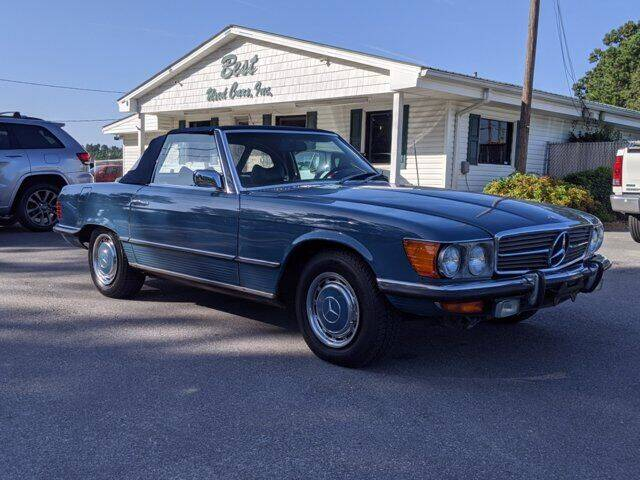 1972 Mercedes-Benz 350-Class for sale at Best Used Cars Inc in Mount Olive NC