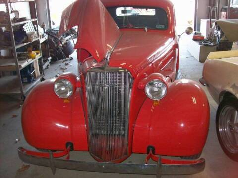 1937 Chevrolet Street Rod for sale at Classic Car Deals in Cadillac MI