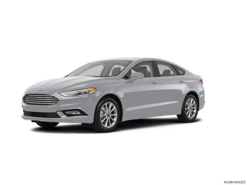 2017 Ford Fusion for sale in Hemlock, MI