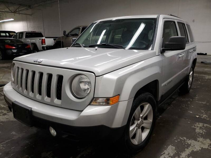 2014 Jeep Patriot for sale at Paley Auto Group in Columbus OH