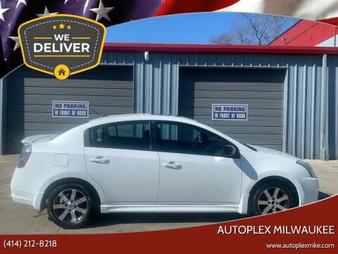 2011 Nissan Sentra for sale at Autoplex 3 in Milwaukee WI