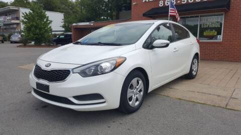 2015 Kia Forte for sale at A & A IMPORTS OF TN in Madison TN