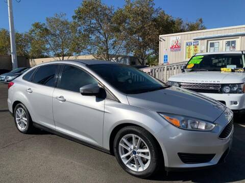 2017 Ford Focus for sale at Black Diamond Auto Sales Inc. in Rancho Cordova CA