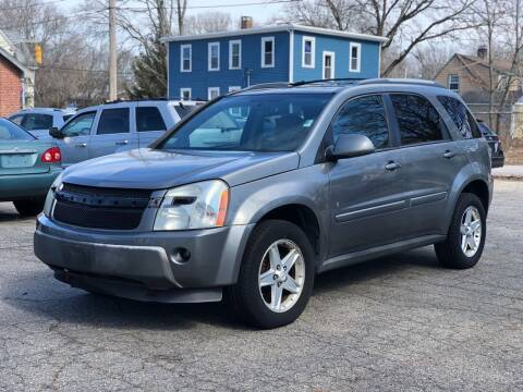 2006 Chevrolet Equinox for sale at Emory Street Auto Sales and Service in Attleboro MA