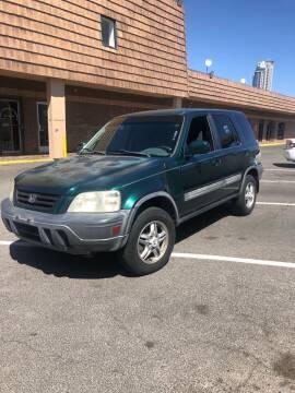 1999 Honda CR-V for sale at CORTES MOTORS in Las Vegas NV