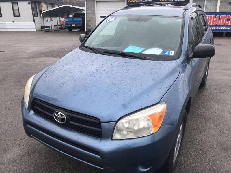 2008 Toyota RAV4 for sale at RACEN AUTO SALES LLC in Buckhannon WV