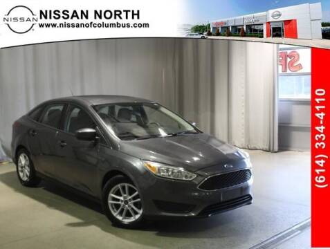 2018 Ford Focus for sale at Auto Center of Columbus in Columbus OH