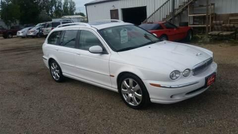 2005 Jaguar X-Type for sale at Ron Lowman Motors Minot in Minot ND