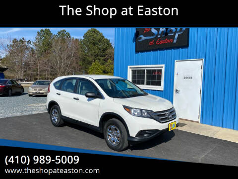 2013 Honda CR-V for sale at The Shop at Easton in Easton MD