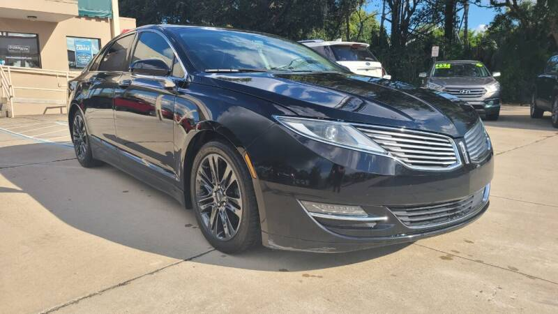 2016 Lincoln MKZ for sale at Dunn-Rite Auto Group in Longwood FL