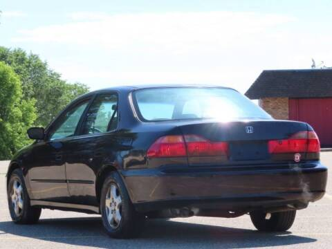 1998 Honda Accord for sale at Big Man Motors in Farmington MN