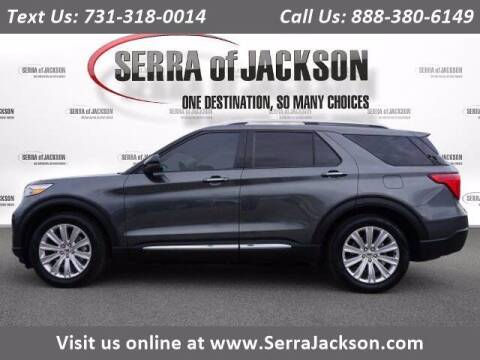 2020 Ford Explorer for sale at Serra Of Jackson in Jackson TN