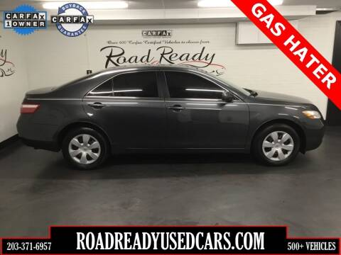 2008 Toyota Camry for sale at Road Ready Used Cars in Ansonia CT
