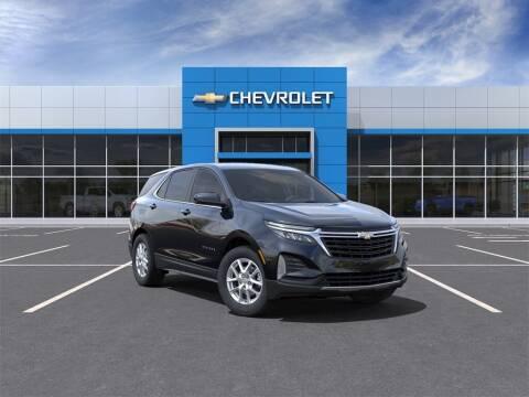2022 Chevrolet Equinox for sale at MATTHEWS HARGREAVES CHEVROLET in Royal Oak MI