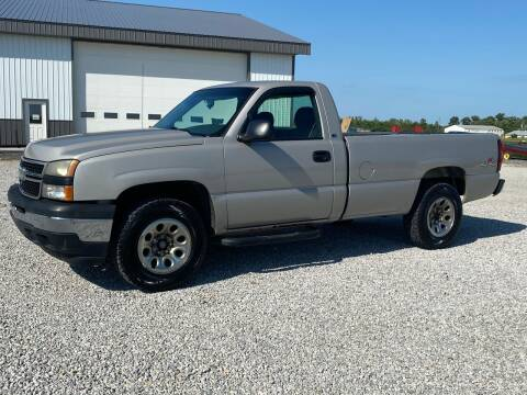 2006 Chevrolet Silverado 1500 for sale at CMC AUTOMOTIVE in Roann IN