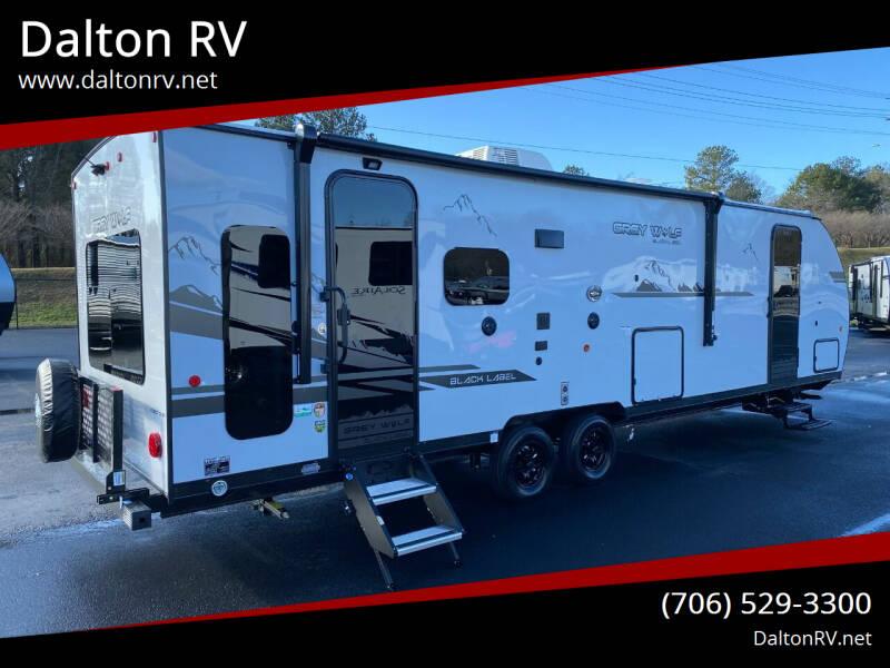 2021 Forest River Grey Wolf 26MKBL for sale at Dalton RV in Dalton GA
