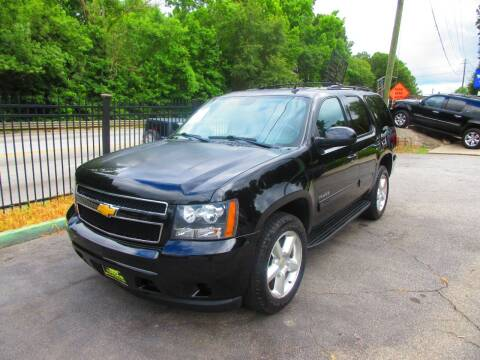 2013 Chevrolet Tahoe for sale at Garcia Trucks Auto Sales Inc. in Austell GA
